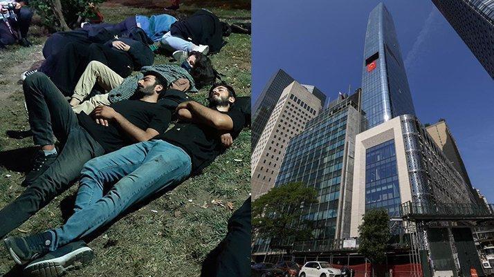 New York'taki Türkevi binasının parasıyla 500'er yataklı 23 öğrenci yurdu inşa edilebilirdi