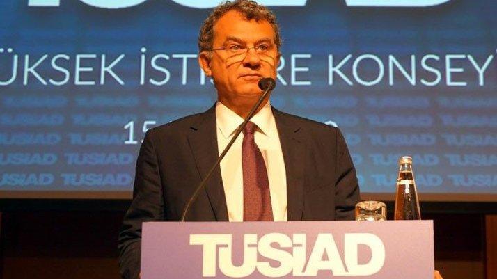 TÜSİAD Başkanı: Avrupa'nın sınır bekçisi olmaktan vazgeçmeliyiz