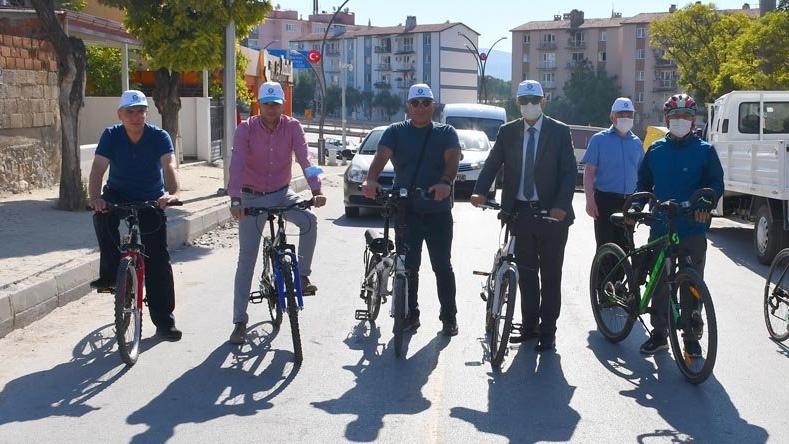 Muğla'da bisiklet haftası etkinliği
