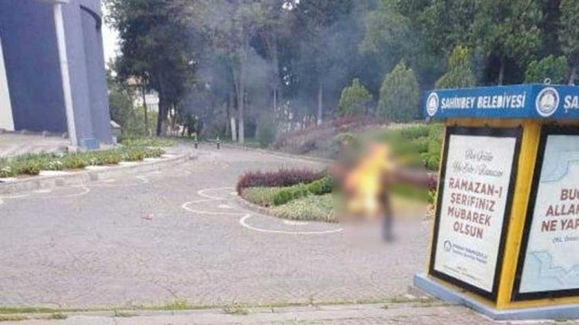 İşe alınmayan vatandaş kendini yaktı, belediyede akraba kontenjanı ortaya çıktı