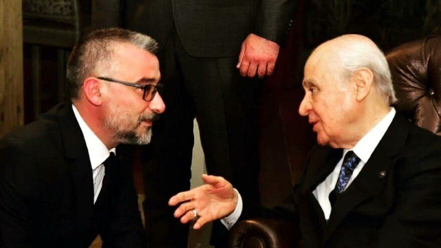 MHP Manisa İl Başkanı istifa etti