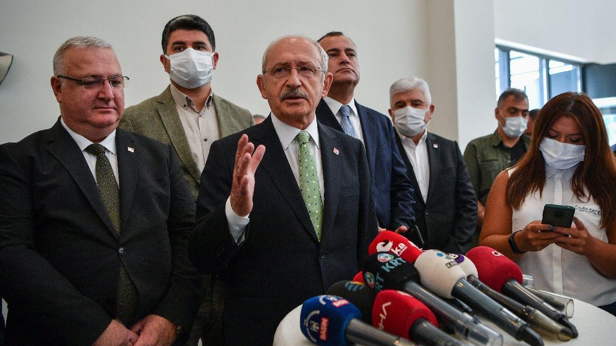 Kılıçdaroğlu'ndan Bahçeli'ye yanıt: Bunların başka derdi yok mu ya!
