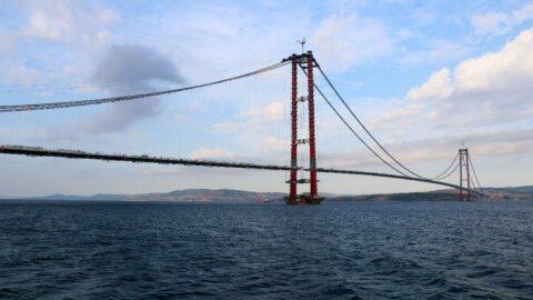 Çanakkale Köprüsü geçiş ücreti ne kadar? Çanakkale Köprüsü nerede?