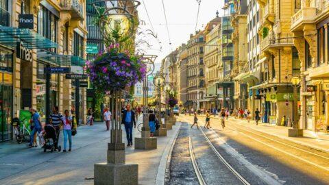 Dünyadaki üçüncü şehir olacak: Cenevre reklam panolarını yasaklıyor