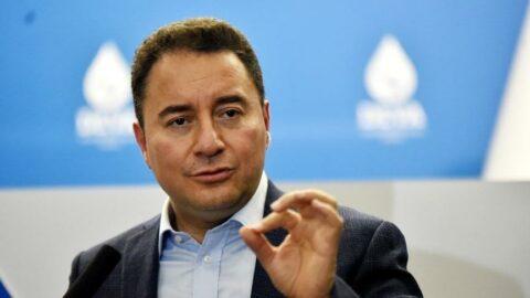 Babacan: Cumhurbaşkanı adayı parlamenter sisteme geçişin yol haritasını imzalamalı