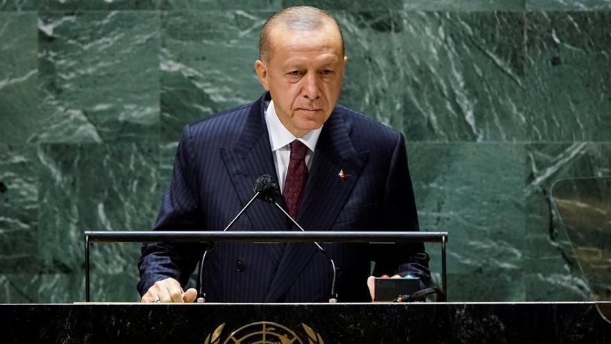 Erdoğan'ın BM'deki konuşması en çok o bölgede gündem oldu