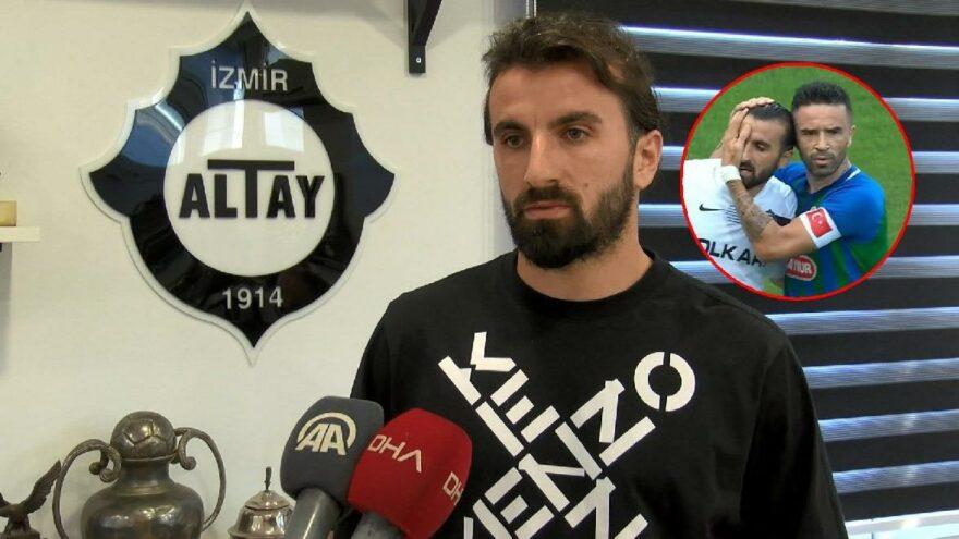 Erhan Çelenk: 'Mustafa Denizli, golü atsaydın dışarı alırdım seni dedi'