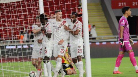 Süper Lig'de 'süper' seri! İzmir'de şov yaptılar