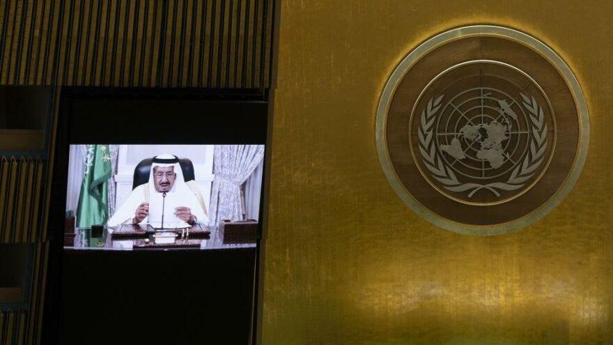 Suudi Arabistan'dan İran'ı kızdıracak mesaj