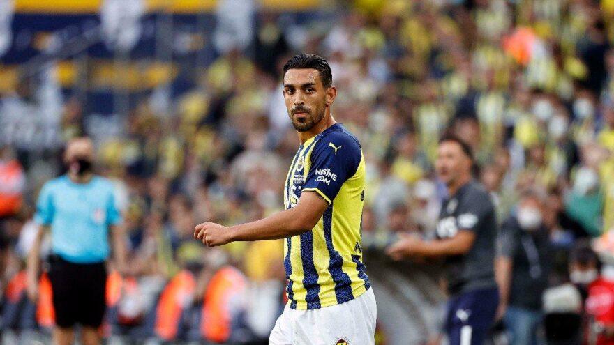 Fenerbahçe'ye İrfan Can Kahveci'den kötü haber
