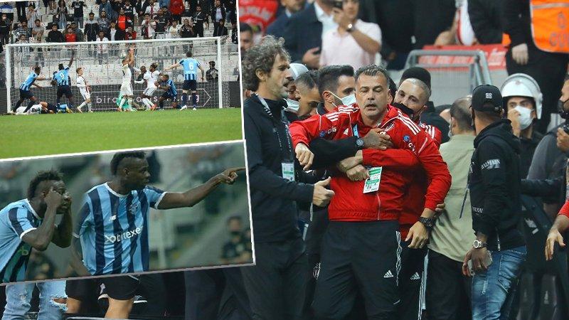 Beşiktaş'tan Mario Balotelli ve VAR tepkisi
