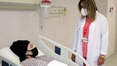 Ankara Şehir Hastanesi'nde 33 covid-19 hastası hamileden 32'si aşısız
