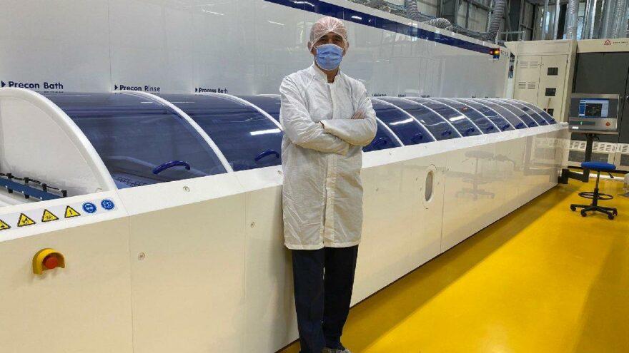 ODTÜ'lü Profesör: 'Tüm Türkiye'ye Tuz Gölü kadar güneş paneli yeter, yer de var'