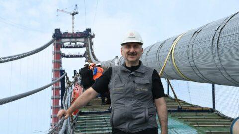 Ulaştırma Bakanı Çanakkale Köprüsü'nün geçiş ücretini açıkladı