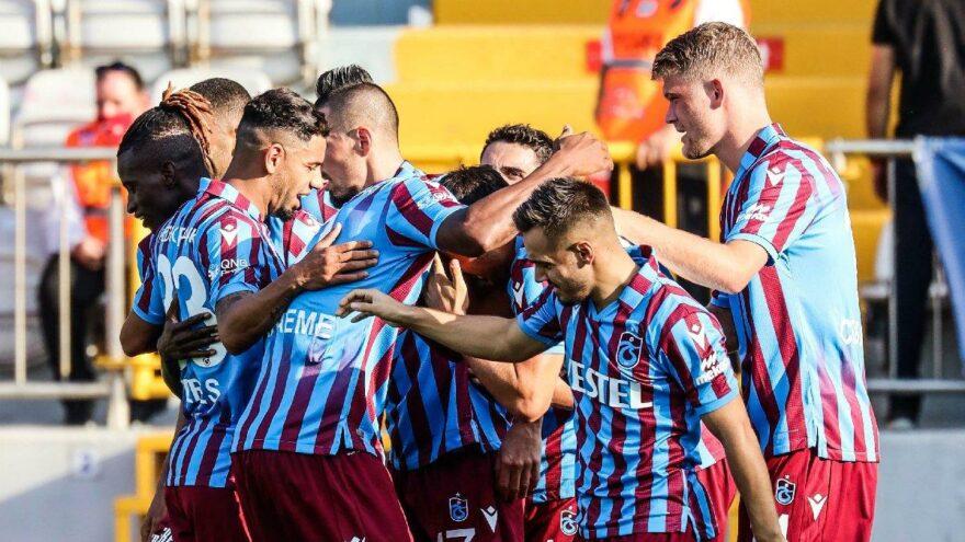 Trabzonspor, liderlik için sahaya çıkıyor