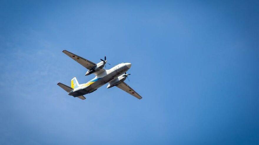 Rus uçağı radardan kayboldu: Düştüğü açıklandı