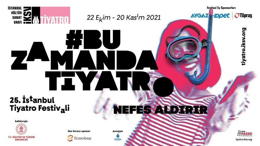İstanbul Tiyatro Festivali'nin biletleri yarın satışa çıkıyor