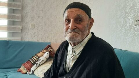 107 yaşındaki dede 40 yıl sonra ortaya çıkan oğlunu arıyor