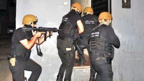 Adana ve İstanbul'da IŞİD'in Yamaçlı grubuna operasyon
