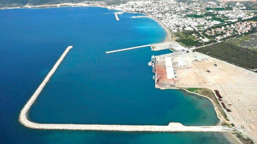 Taşucu Limanı da özelleştirildi: İhale Mersinli Cey Grup'un oldu
