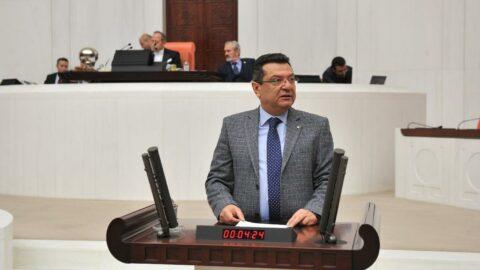 CHP'li Göker: Burs miktarı en az bin 150 lira olmalı