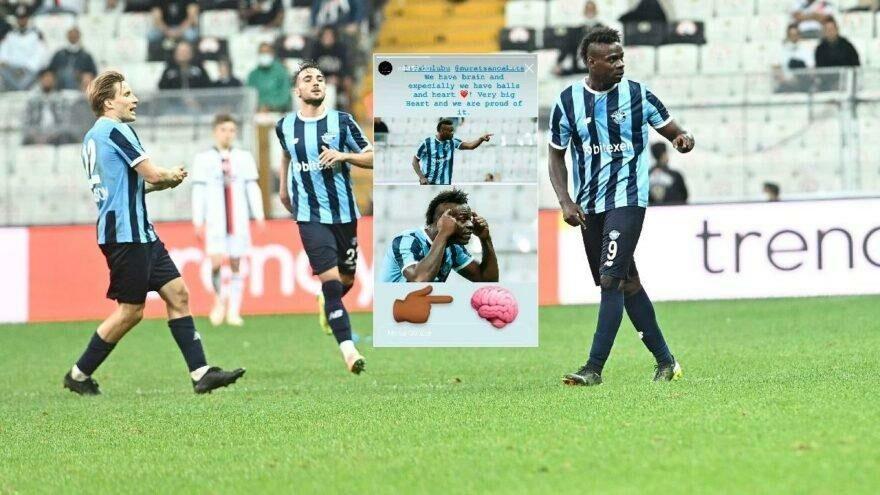 Beşiktaş – Adana Demirspor maçının PFDK sevkleri açıklandı