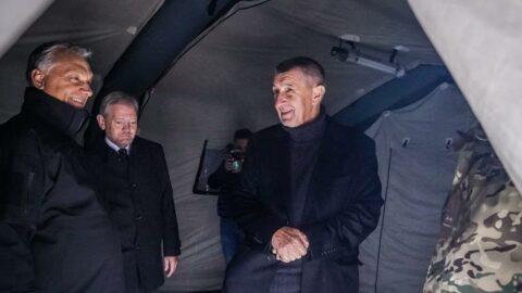 Çekya Başbakanı Babiş: Türkiye ile Bulgaristan arasına tel örgü çekilmeli