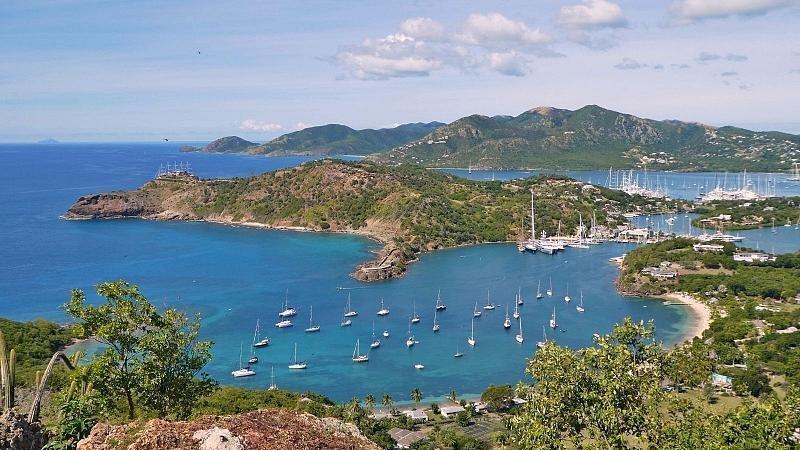 Karayip Adası Covid-19'u fırsata çevirdi: Yılda 607 bin kazanmayan giremez