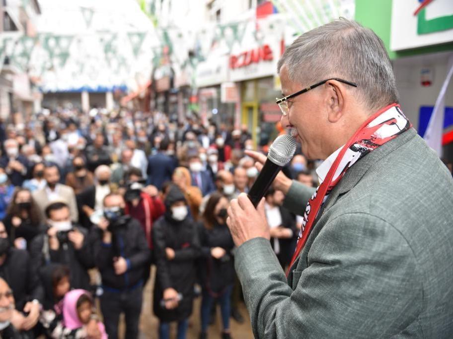 Ahmet Davutoğlu: Milleti birleştirecek bir güç lazım