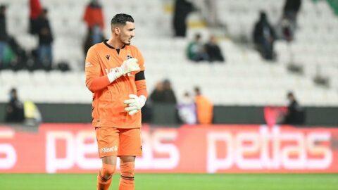 Trabzonspor kalecisi Uğurcan Çakır, Konyaspor maçında devleşti