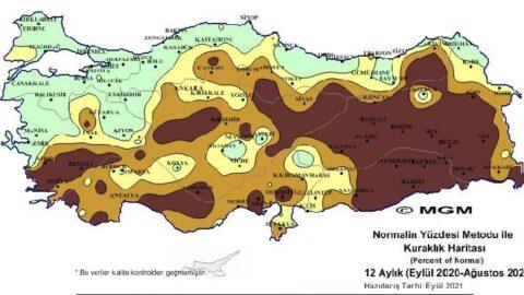 Meteoroloji'den korkutan haritalar.... 'Acil durum' uyarısı
