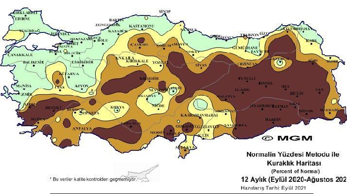 Meteoroloji'den korkutan haritalar…. 'Acil durum' uyarısı
