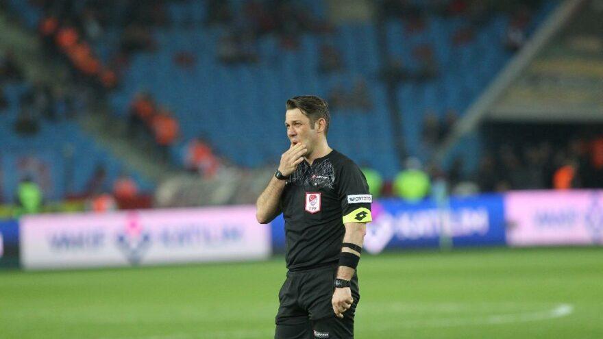 Altay – Beşiktaş maçını Fırat Aydınus yönetecek