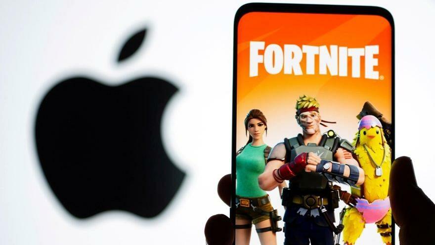 Apple, Fortnite'ı App Store'dan yasakladı