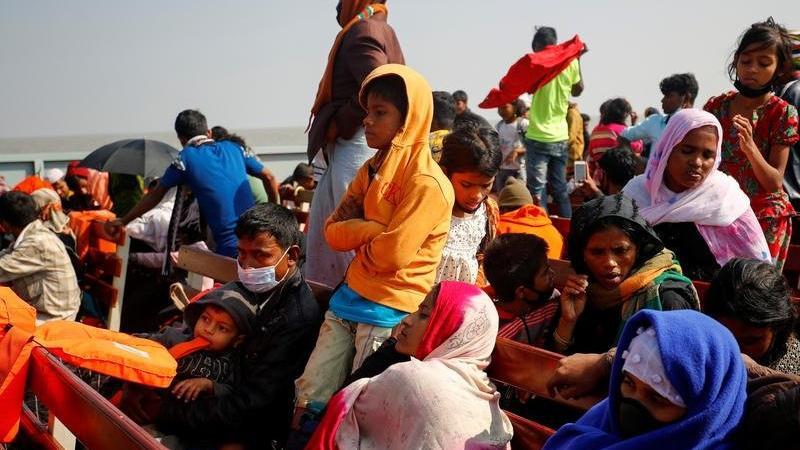 Facebook'a Rohingya'daki Müslümanlarla ilgili suçlama