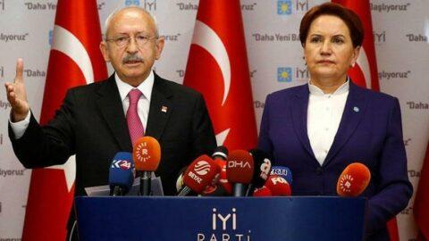 Kılıçdaroğlu ve Akşener'den faiz indirimi tepkisi