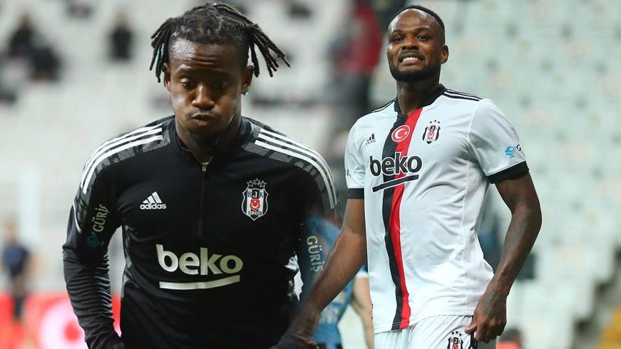 Beşiktaş'tan Larin ve Batshuayi'nin sakatlıklarıyla ilgili açıklama!