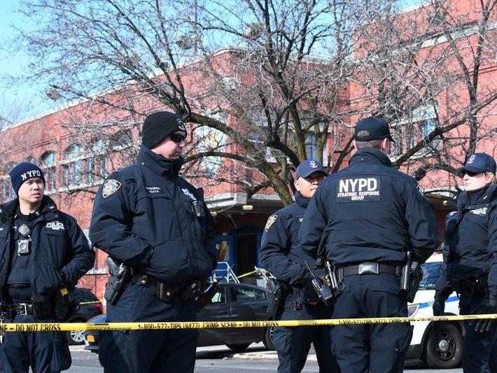 ABD'de askeri üsse silahlı saldırı olayı planlı tatbikat çıktı