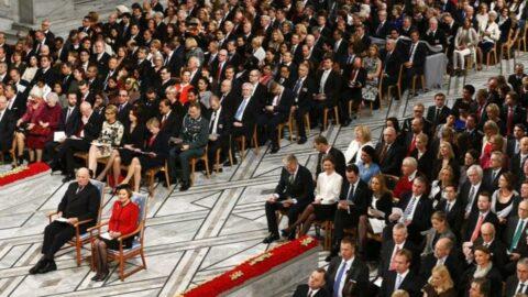 Nobel Ödülleri Ziyafeti yine iptal edildi
