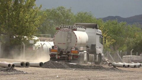 Kırıkkale'de 26 ton kaçak akaryakıt ele geçirildi