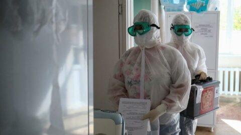Rusya'da Covid-19 ölümleri tekrar rekor seviyeye ulaştı