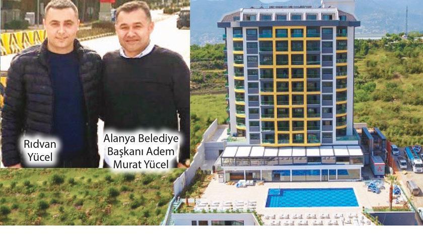 Devletten yurt teşviki aldı binayı 5 yıldızlı otele çevirdi