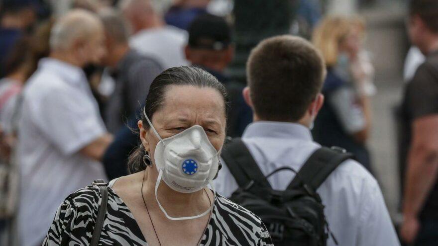 Rusya'da corona virüse bağlı ölümlerde rekor kırıldı