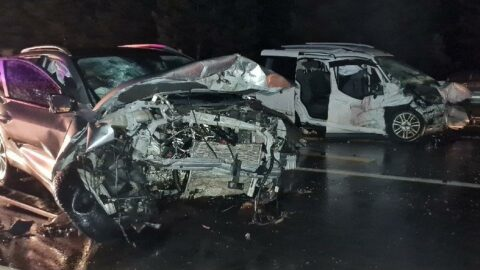 Ardahan'da feci kaza: 7 yaralı