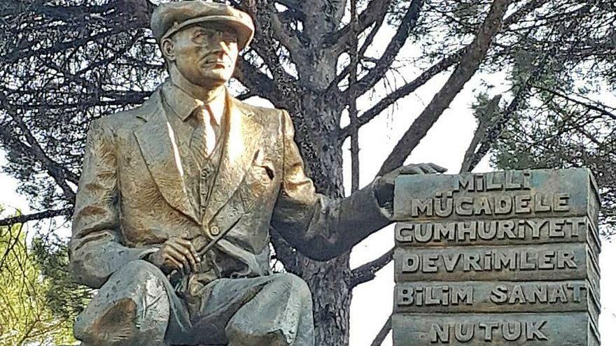 Yayladaki Atatürk'ün muhteşem hikayesi