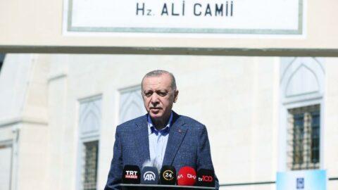 Erdoğan: Putin'den farklı beklentilerim var