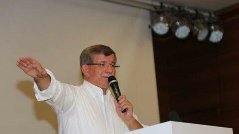 Davutoğlu: İktidar da 12 Eylül cuntacıları gibi enflasyonu talimatla indirmeye çalışıyor