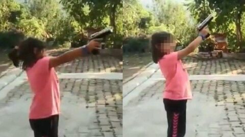 Rize'de skandal görüntü: 'Korkuyorum'