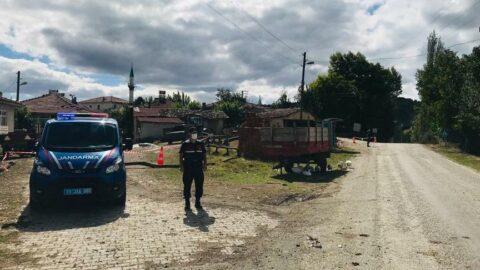 Corona virüsü vakaları artınca köy karantinaya alındı