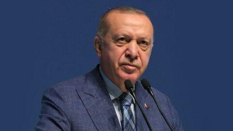 Erdoğan'dan 'yenilenebilir enerji kaynaklı kurulu güç' mesajı